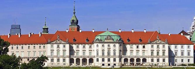 2020 Warsaw Castle
